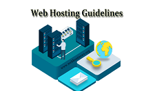 freelance web website hosting